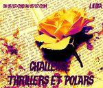 Logo Thrillers et polars