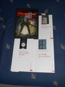 Mon's livres 2013