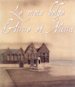 Mois belge Logo Khnopff